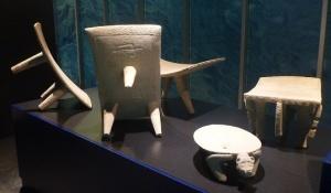 San Jose - Jade Museum metates