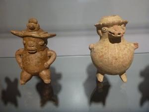 San Jose - Jade Museum - pottery