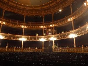 San Jose - National Theatre auditorium