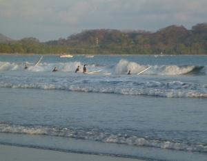 playa - surfers