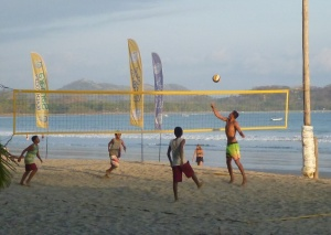 playa - volleyball