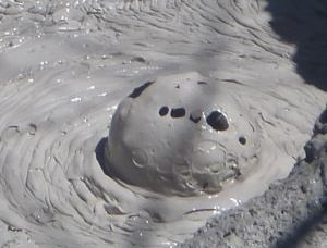 Rincon - boiling mud