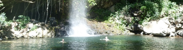 Rincon - Cangreja Waterfall 1