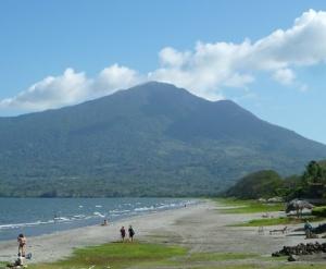 Ometepe 1 - beach