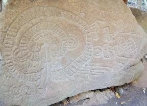 Ometepe 1 - petroglyph
